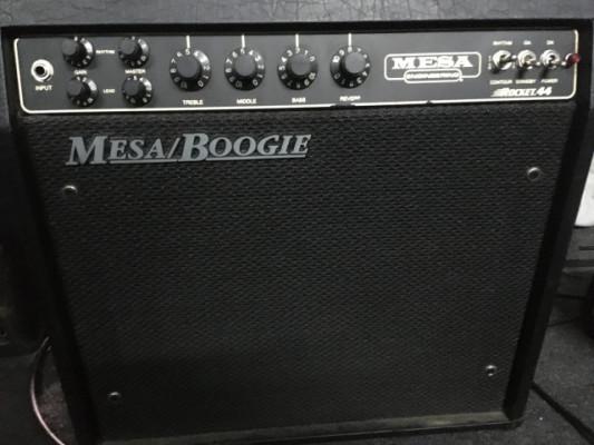Mesa Boogie Rocket 44