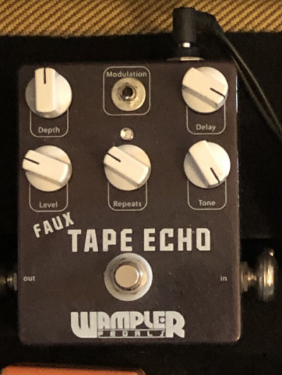DELAY WAMPLER  Faux Tape Echo (v1)
