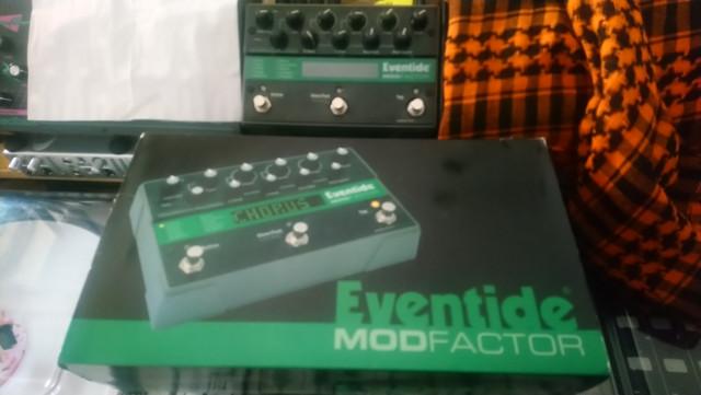 Pedal de modulación Eventide Modfactor
