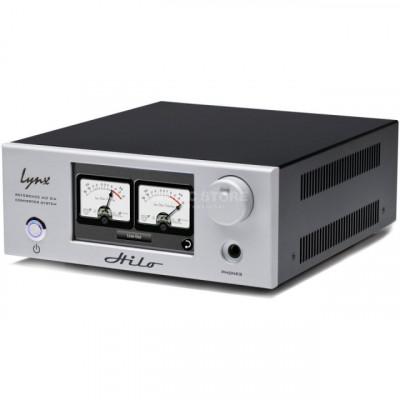 Convertidor A/D D/A LINX HILO USB plateado