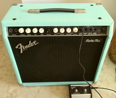 Fender Eighty Five USA años 80 customizado
