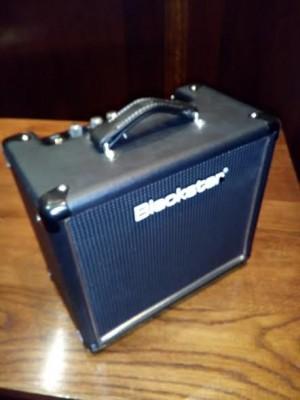 vendo amplificador blackstar de valvulas HT 1R