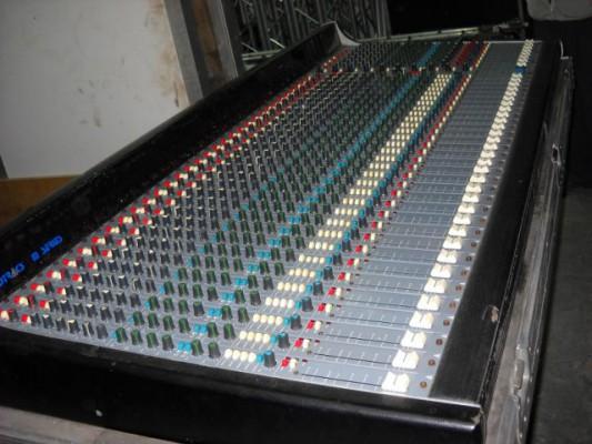 RESERVADA Mesa de mezclas analógica modular SOUNDTRACS - M SERIES