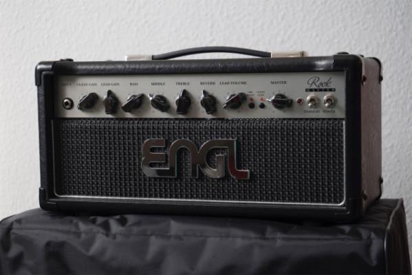 ENGL Rockmaster 20w válvulas