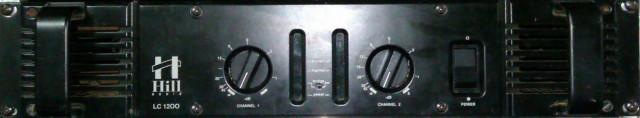 Etapa de potencia Hill Audio
