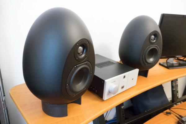 Monitores de estudio Munro Egg 100