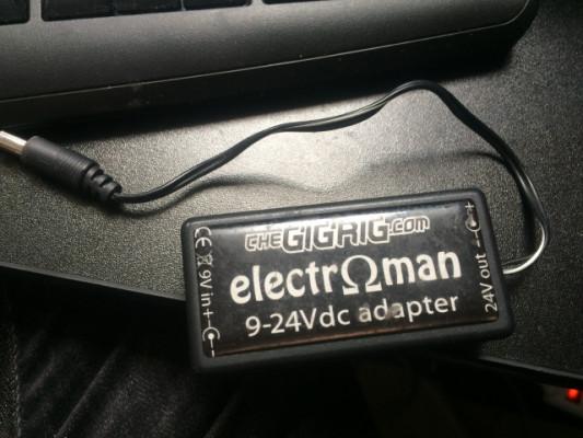 Electroman adaptador de THEGIGRIG para Deluxe Memory Man