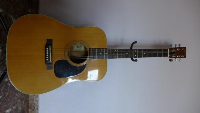 Guitarra acústica YASUMA 130 made in japan