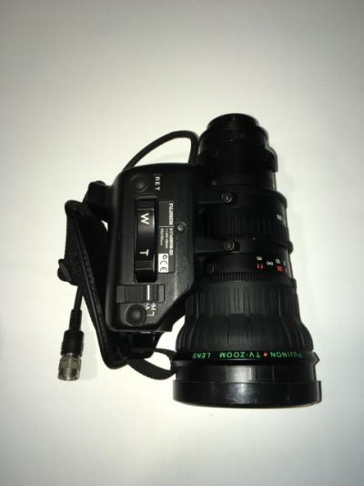Objetivo Fujinon A17x9BRM B4 Broadcast Zoom Lens (SD)