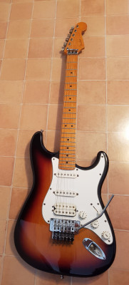 Fender Stratocaster Americana floyd rose.