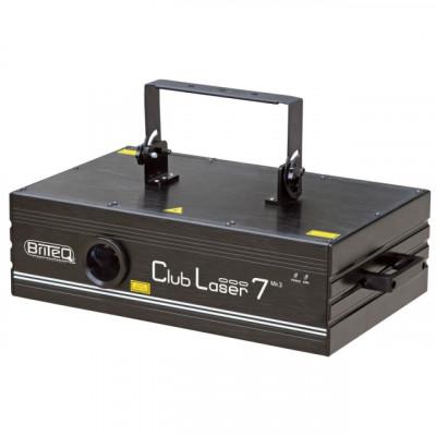 Laser - Briteq Club Laser 7