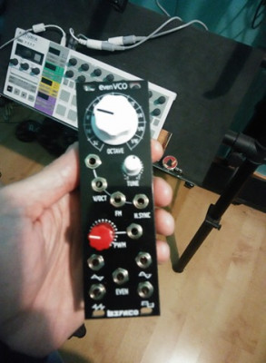 BEFACO EVEN VCO ASSEMBLED MODULE