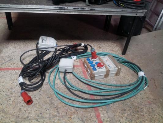 Pack de mangueras 1.000 V