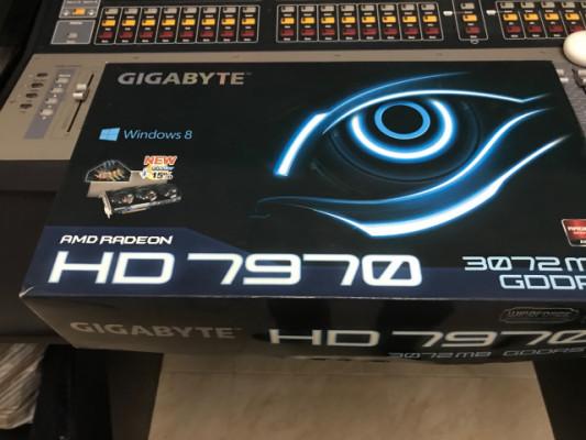 GIGABYTE Radeon HD7970 3072MB GDDRS