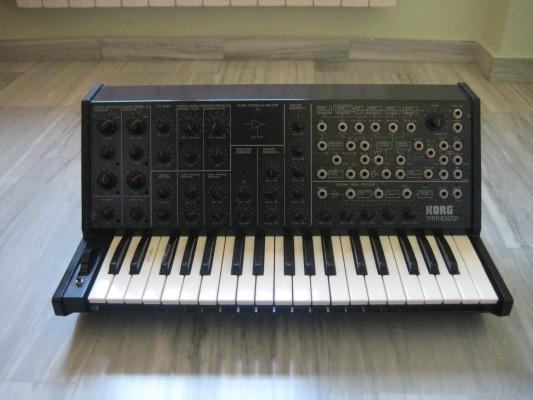 Korg MS-20 (original, no mini)