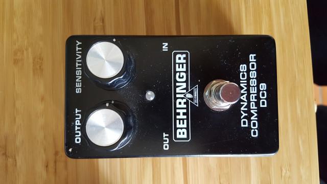 Beringher Compresor DC9
