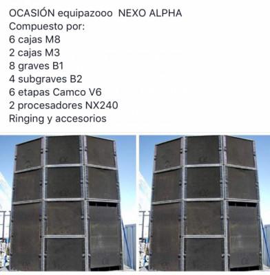 Nexo Alpha