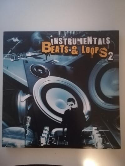 Vinilo hip hop rap instrumentals loops beats 2