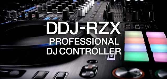 Pioneer DDJ RZX + Factura en Garantía o Cambio + Euros