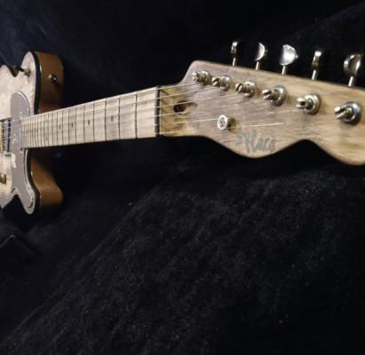 Telecaster flaco custom guitars