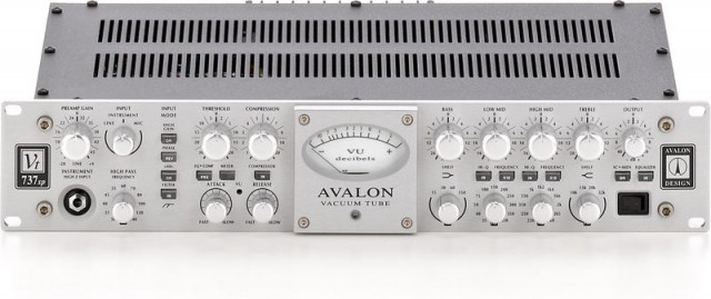 AVALON 737SP - Plateado