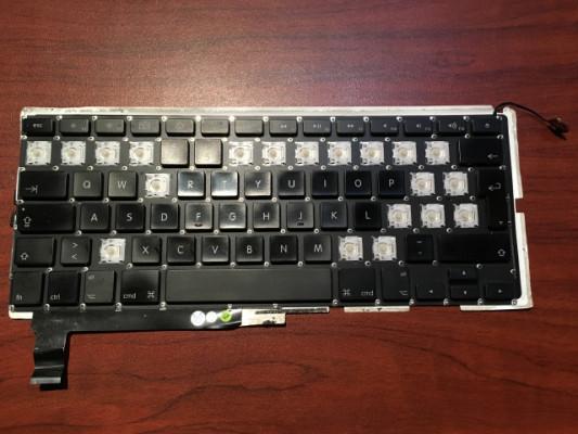 """Teclado Macbook Pro 15"""" A1286"""