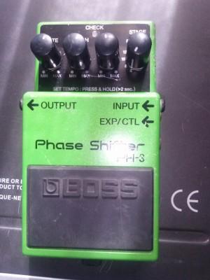 O cambio Phaser Boss PH-3