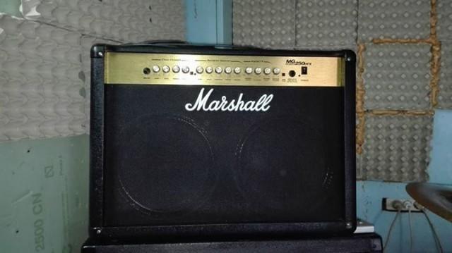 Vendo Marshall Mg250 dfx( rebaja solo esta semana )