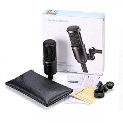 Micrófono Audio Technica AT2020 cardiode