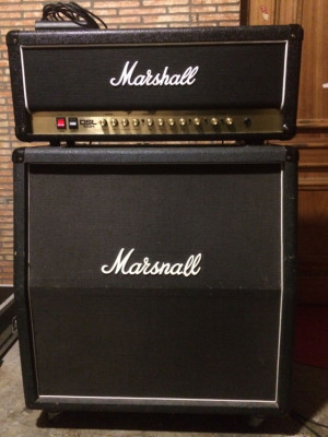 Marshall DSL 100 + Pantalla Marshall
