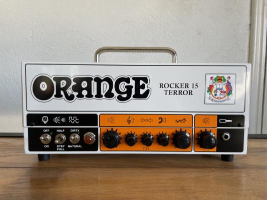 Orange Rocker 15 Terror *RESERVADO*