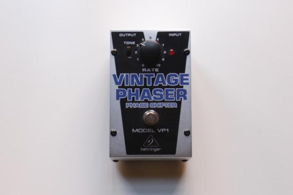 Pedal Behringer Vintage Phaser