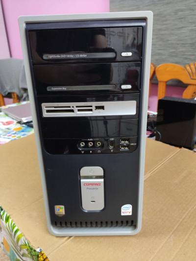 pc ordenador torre HP compaq presario pentium 4