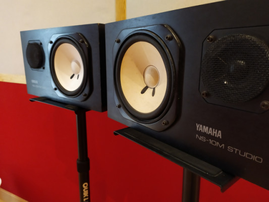 Yamaha NS-10M Studio Monitor