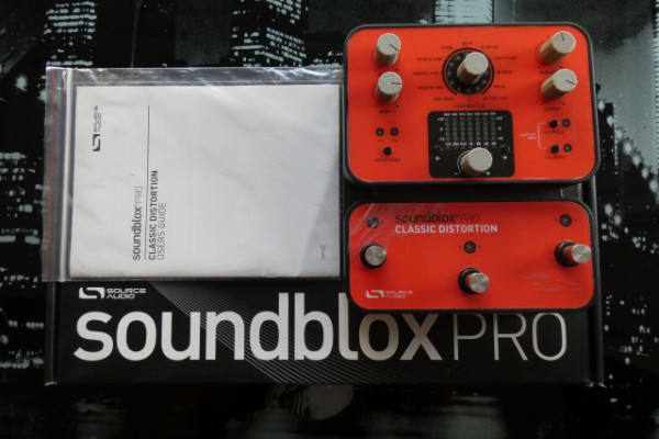 Source Audio Classic Distortion Pro