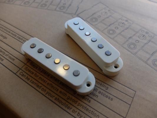 Pastillas Fender para Jaguar