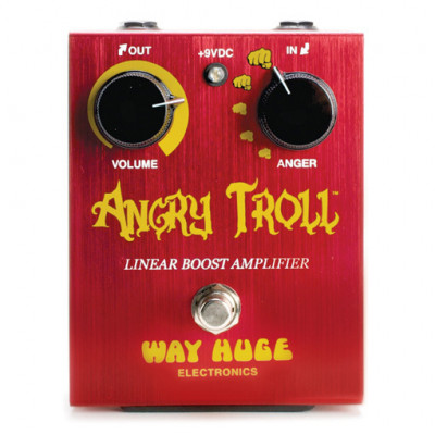 Vendo booster way Huge Angry troll.......