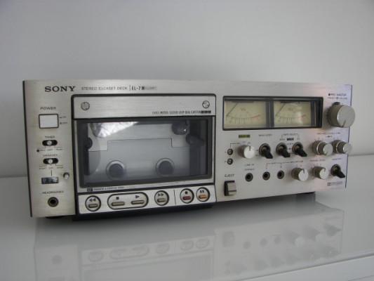 Vendo Sony Elcaset EL 7