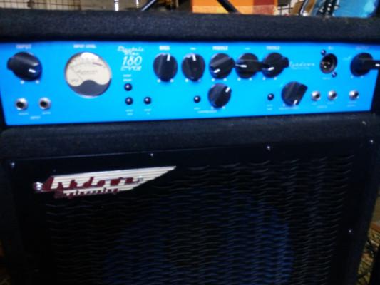 Amplificador bajo Ashdown EB15-180