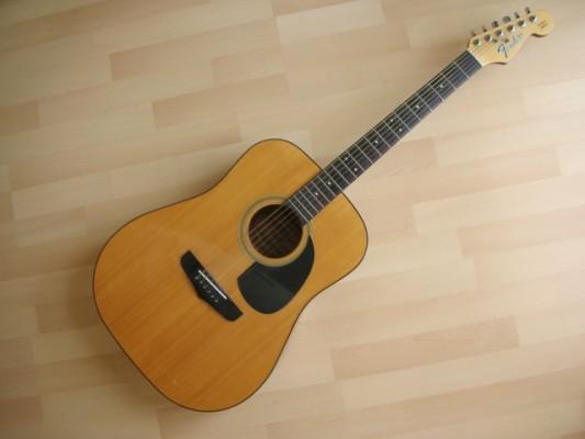 Guitarra acústica Fender Concord