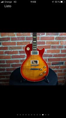 1995 Gibson LesPaul Classic  Premium Plus. Cherry Sunburst