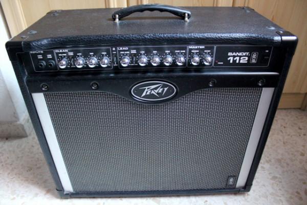 Amplificador Peavy Bandit  112