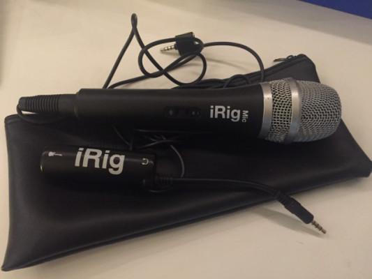 IRig + IRig MIC ( Micro y Guitarra)