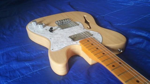 Fender American Vintage Telecaster Thinline 72