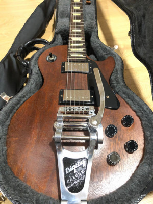 Gibson Les Paul Studio 2005 c/Bigsby