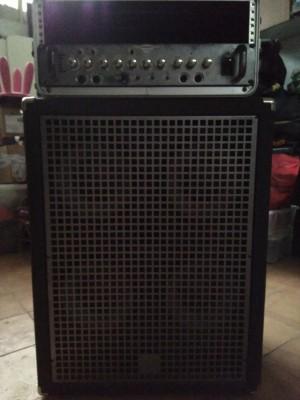 Yorville Bass Master xs 400w