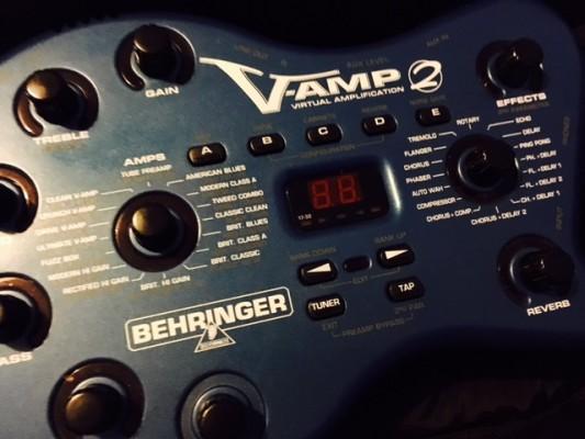 Mini amplificador V-AMP 2