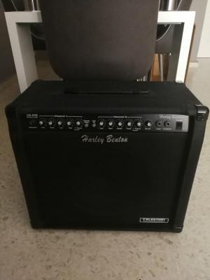 Amplificador Harley Benton Hb 80r