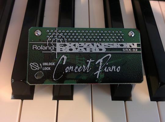 Roland SRX 02 Concert Piano