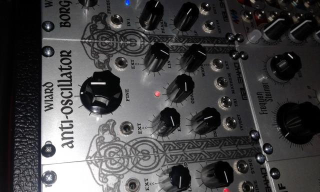 Malekko Wiard Anti-Oscillator.